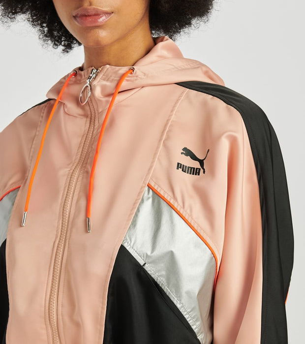 Puma  TFS Fashion Lux Track Jacket  Pink - 59706170-690 | Jimmy Jazz
