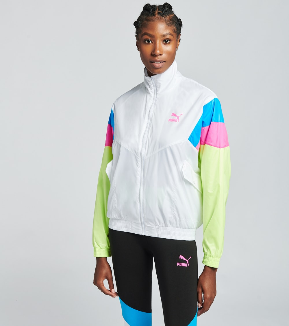 Puma  RS-2K Tailored For Sport Track Jacket  White - 59774302-100 | Jimmy Jazz