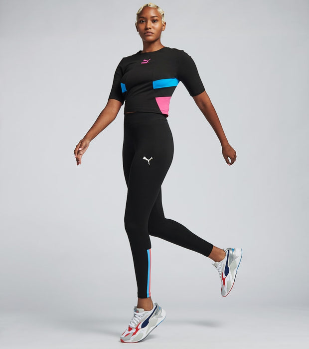 Puma  RS-2K Retro Crop Top  Black - 59775051-001 | Jimmy Jazz