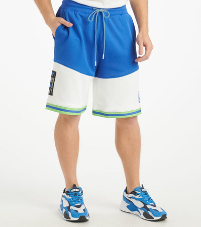 Puma  TFS Basketball Shorts  Blue - 59783204-400 | Jimmy Jazz