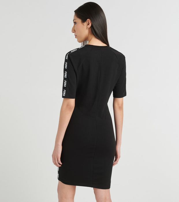 Puma  Tape Dress  Black - 59786101-001 | Jimmy Jazz