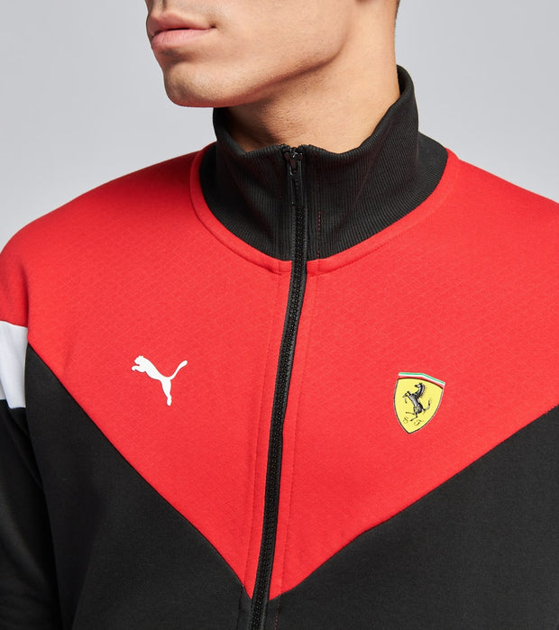 Puma  Ferrari Race MCS Track Jacket  Black - 59794907-001 | Jimmy Jazz