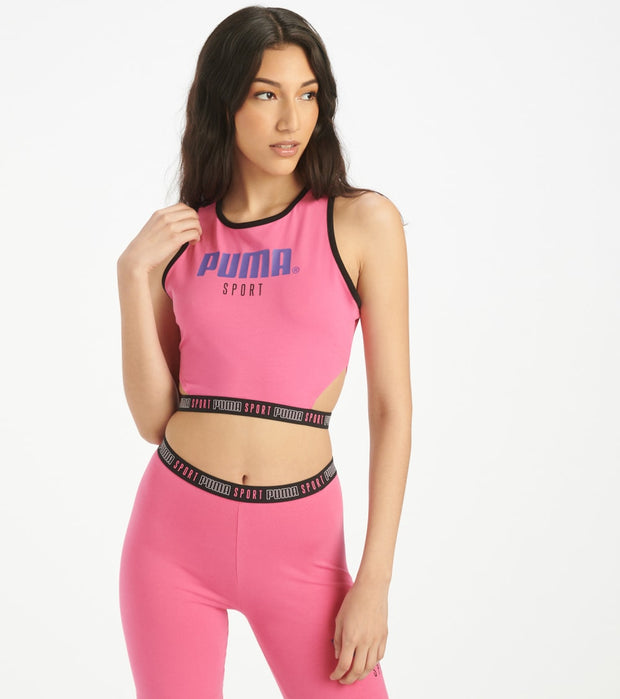 Puma  Puma Sport Tank Top  Pink - 59811588-690 | Jimmy Jazz
