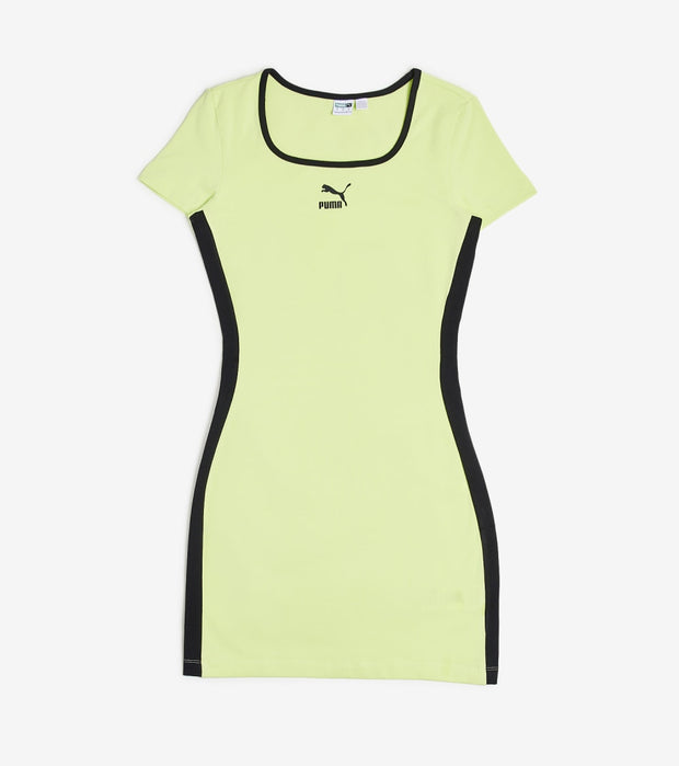 Puma  Classics Dress  Green - 59849531-300 | Jimmy Jazz