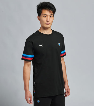 Puma  BMW Mms Ftl Tee  Black - 59904001-001 | Jimmy Jazz