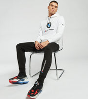 Puma  BMW Motorsport Pullover Hoodie  White - 59953302-100 | Jimmy Jazz