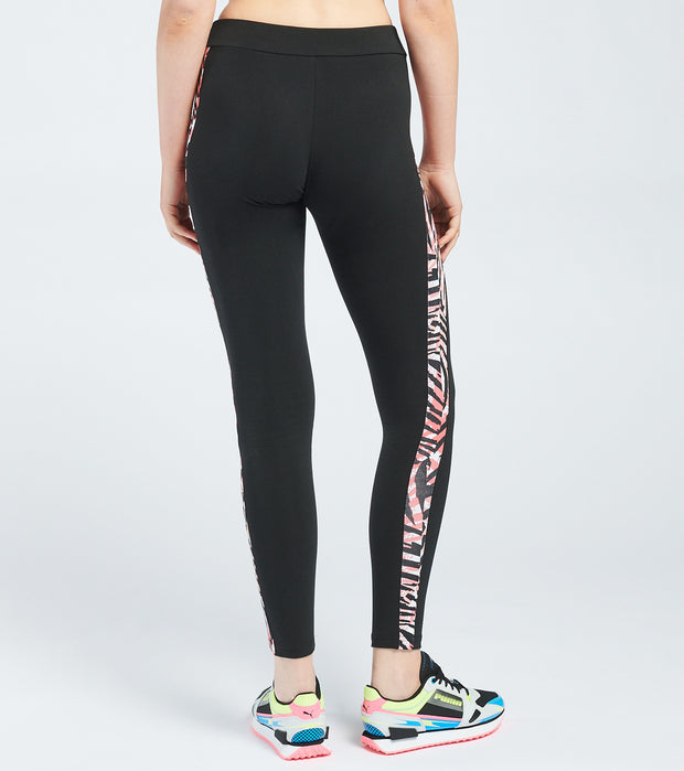 Puma  Neon Safari Leggings  Black - 59963501-001 | Aractidf