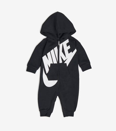 Nike  Newborn Baby Play All Day Coveralls  Black - 5NB954-023 | Jimmy Jazz