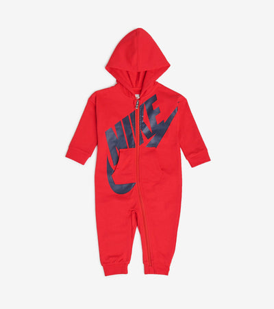 Nike  Newborn Baby Play All Day Coveralls  Red - 5NB954-U10 | Jimmy Jazz