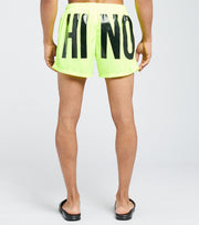 Max Logo Nylon Shorts