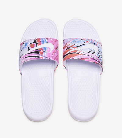 Nike  Benassi JDI Print Slides  Multi - 618919-113 | Jimmy Jazz