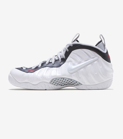 Nike  Foamposite Pro  White - 624041-103 | Jimmy Jazz