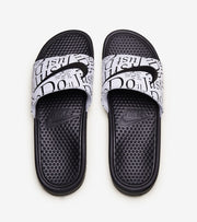 Nike  Benassi JDI Print  Black - 631261-032 | Jimmy Jazz