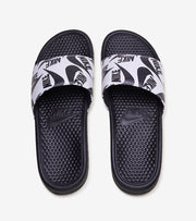 Nike  Benassi JDI Print  Black - 631261-036 | Jimmy Jazz