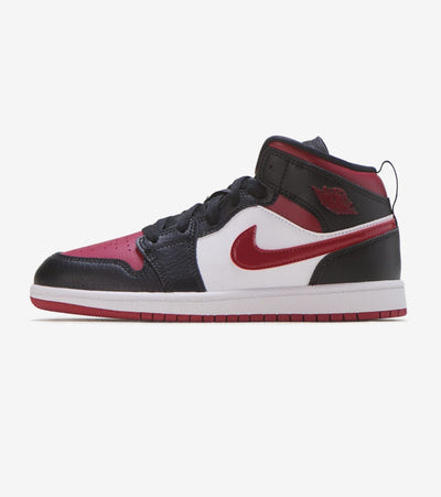 Jordan  Air Jordan 1 Mid  Black - 640734-066 | Jimmy Jazz