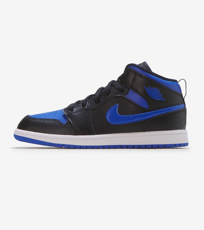 Jordan  Air Jordan 1 Mid  Black - 640734-068 | Jimmy Jazz