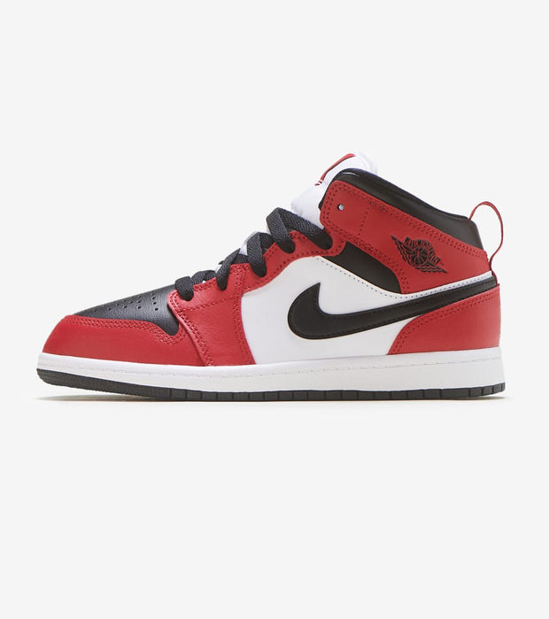 Jordan  Air Jordan 1 Mid  Black - 640734-069 | Jimmy Jazz