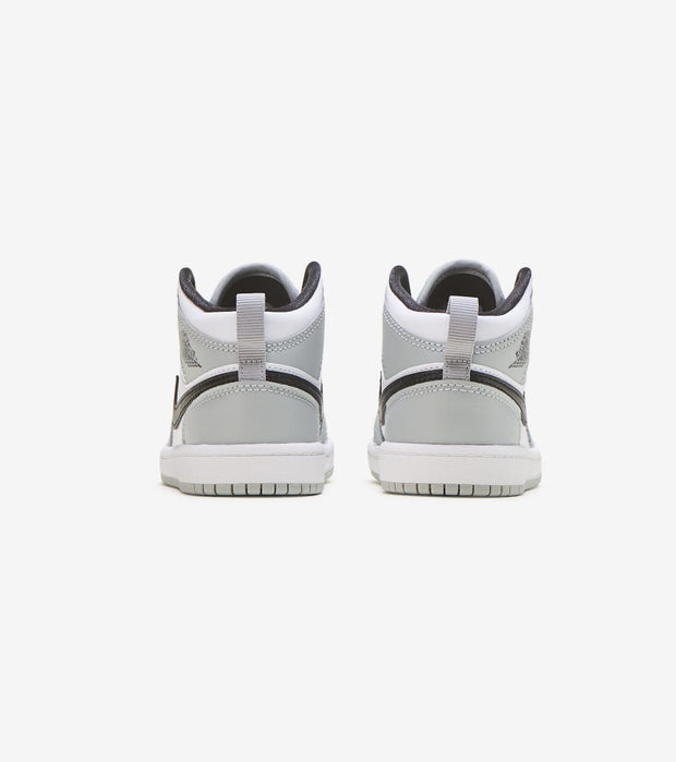 Jordan Air Jordan 1 Mid Light Smoke Grey Grey 640734 092