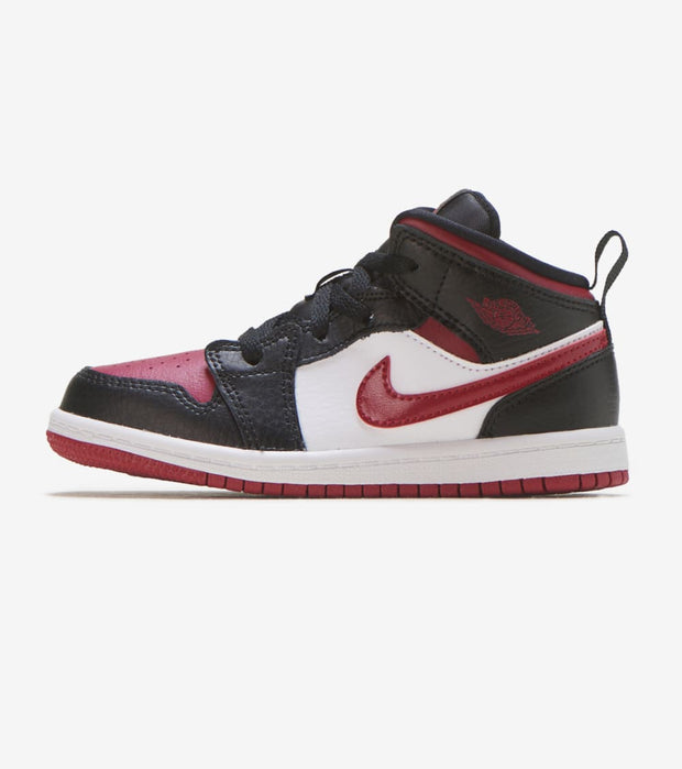 Jordan  Air Jordan 1 Mid  Black - 640735-066 | Jimmy Jazz