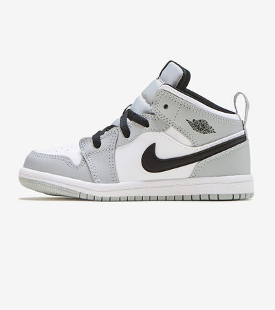 Jordan  Air Jordan 1 Mid  Grey - 640735-092 | Jimmy Jazz