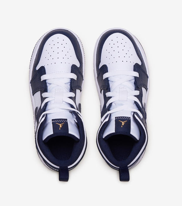 Jordan  1 Mid  Navy - 640735-174 | Jimmy Jazz