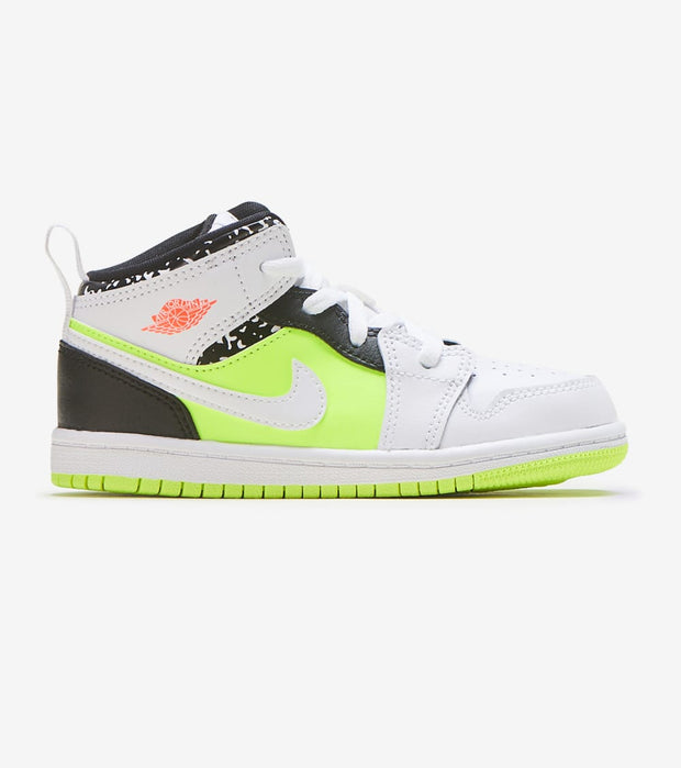 Jordan  Air Jordan 1 Mid  White - 640735-870 | Jimmy Jazz