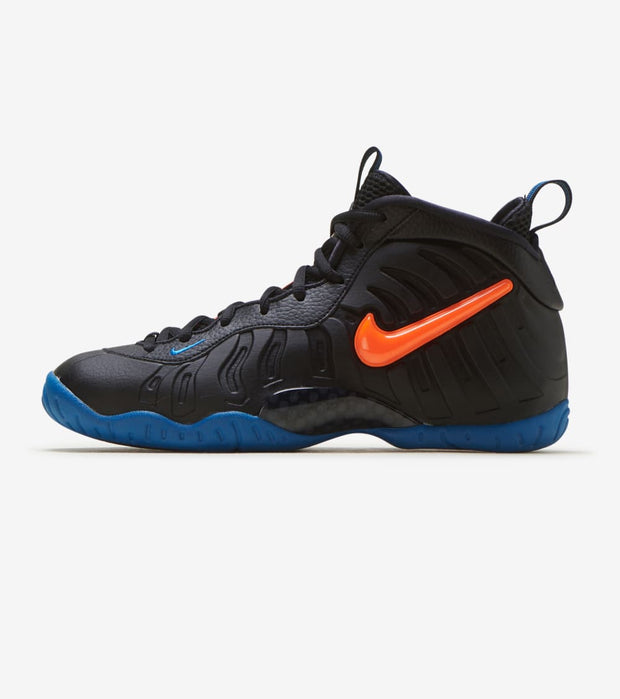 Nike  Little Posite Pro  Black - 644792-011 | Jimmy Jazz