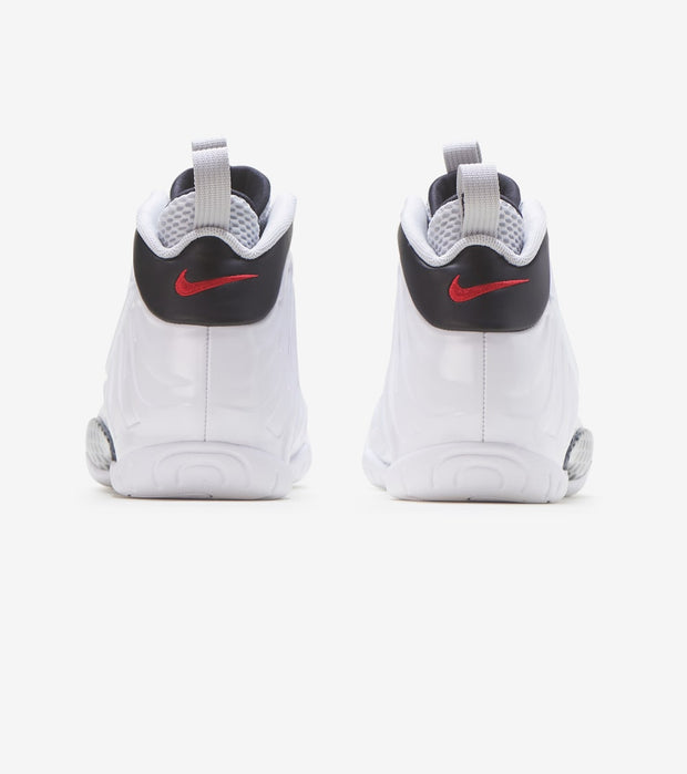 Nike  Little Posite Pro  White - 644792-103 | Jimmy Jazz