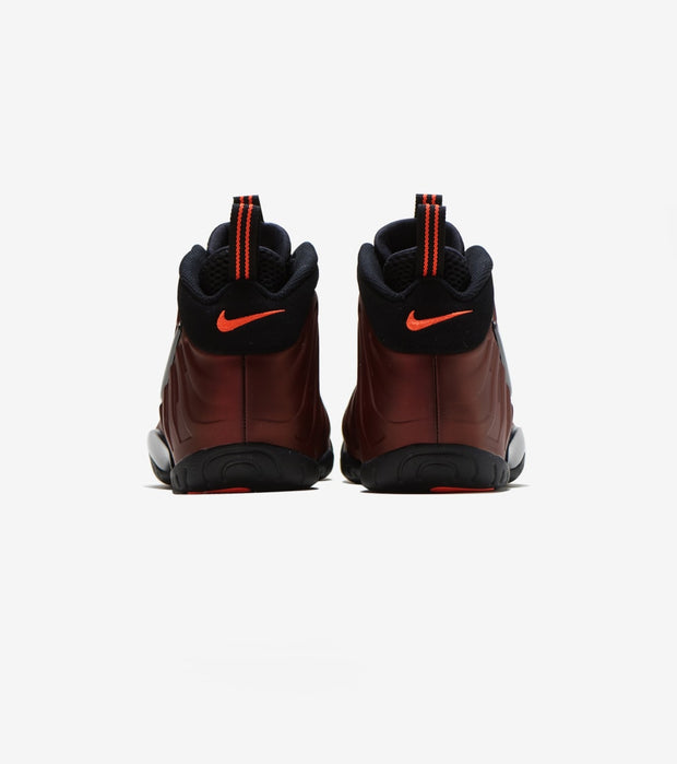 "Nike  Little Posite Pro ""Hyper Crimson""  Black - 644792-800 