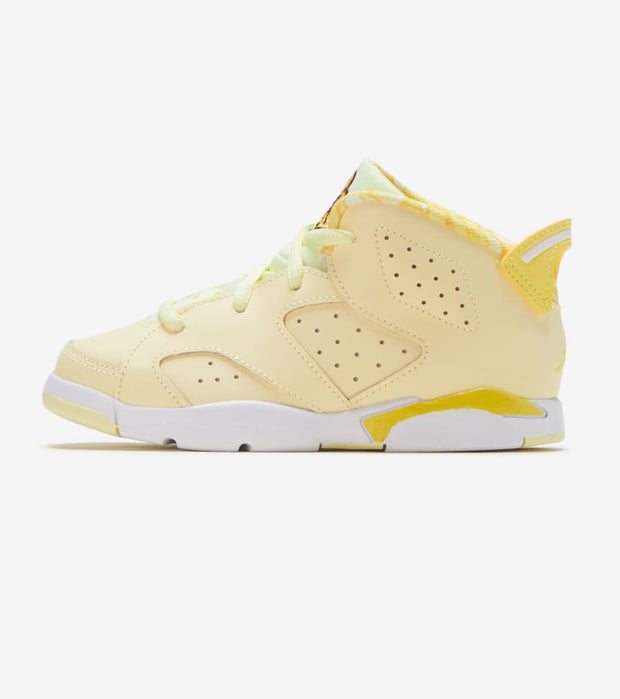 "Jordan  Air Jordan 6 Retro ""Floral""  Yellow - 645127-800 