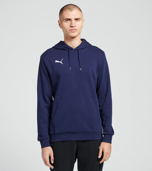 Puma  Teamgoal 23 Pullover Hoodie  Brown - 65658006-400 | Jimmy Jazz
