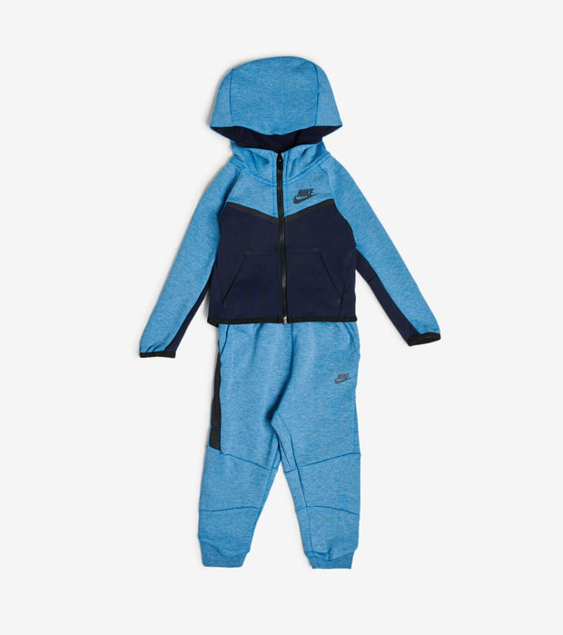 Nike  Infant NSW Tech Fleece Set  Blue - 66C842-U7D | Jimmy Jazz