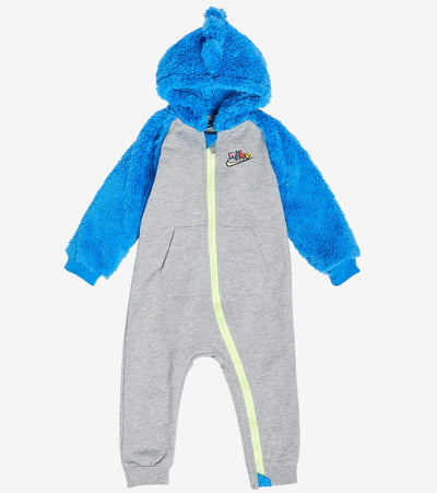 Nike  Boys Zig Zag Overalls  Grey - 66H106G-042 | Jimmy Jazz