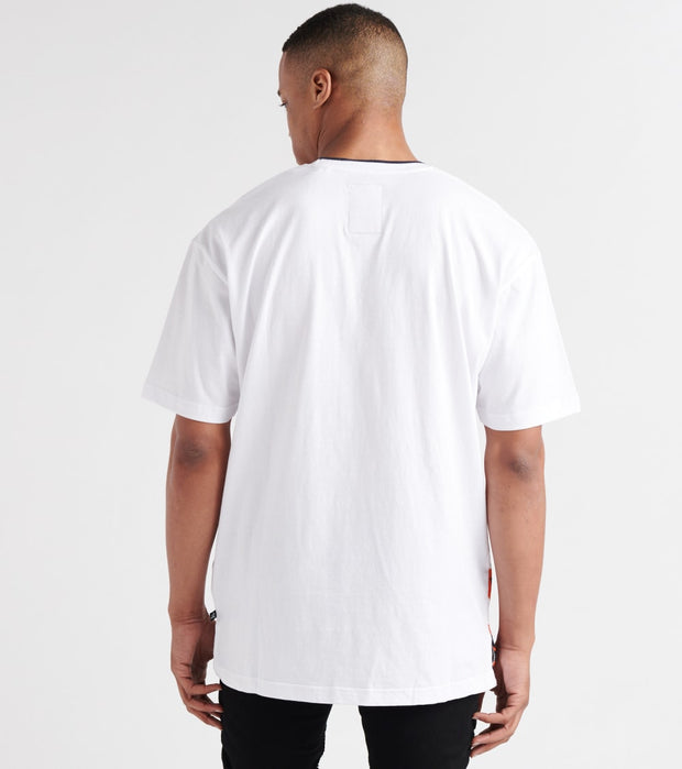 Play Cloths  Thames Tee  White - 6817307-WHT | Jimmy Jazz
