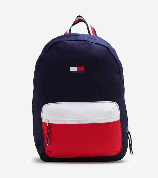 Tommy Hilfiger  Color Block Backpack  Navy - 6943968-416 | Jimmy Jazz