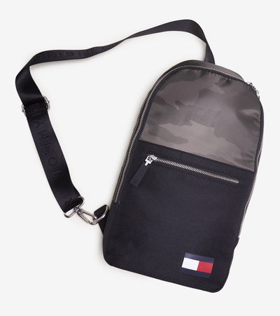 Tommy Hilfiger  Carter Sling Heavy Nylon Backpack  Camo - 6949904-311 | Jimmy Jazz