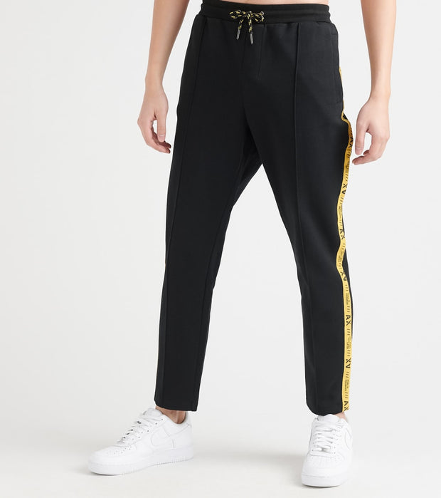 Armani Exchange  Joggers With Side Stripe  Black - 6GZP85ZJ2XZ-1200 | Jimmy Jazz