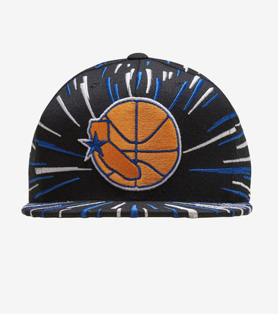 Mitchell And Ness  Golden State Warriors Nucleo Snapback  Multi - 6HSSMM18097GSW | Jimmy Jazz