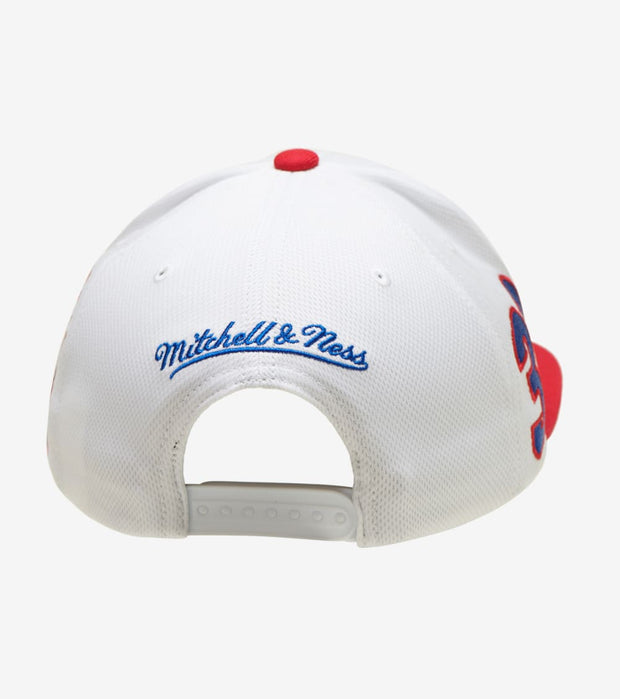 Mitchell And Ness  Detroit Pistons VIP Hat  White - 6HSSWHITDPIMM18140 | Jimmy Jazz