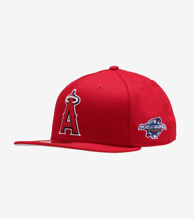 New Era  Los Angeles Angels Fitted Cap  Multi - 70066431-ERA | Jimmy Jazz