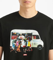 A.K.O.O.  Icey Tee  Black - 7010201-BLK | Jimmy Jazz