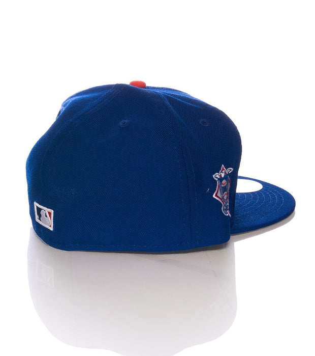 New Era  World Series Mets Fitted Cap  Multi - 70154488-ERA | Jimmy Jazz