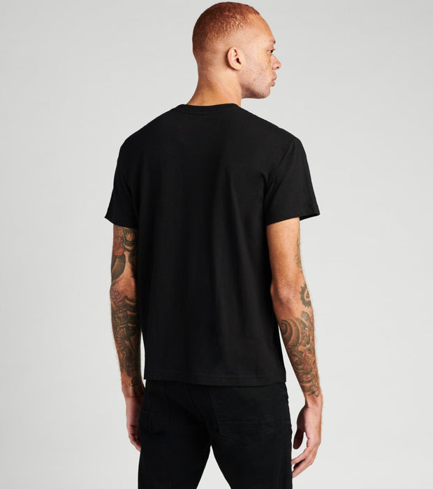 A.K.O.O.  Ghost Short Sleeve Tee  Black - 7016201-BLK | Jimmy Jazz