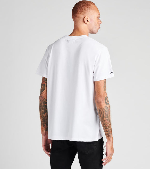A.K.O.O.  King Short Sleeve Tee  White - 7016306-WHT | Jimmy Jazz