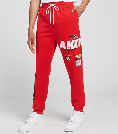 A.K.O.O.  Pro Jogger Pants  Red - 7017101-RED | Jimmy Jazz