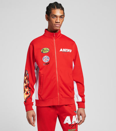A.K.O.O.  Runner Jacket   Red - 7017400-RED | Jimmy Jazz
