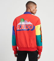 A.K.O.O.  Pacer Jacket  Red - 7017401-RED | Jimmy Jazz