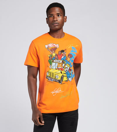 A.K.O.O.  Fun Bus Short Sleeve Tee  Red - 7019206-CRS | Jimmy Jazz