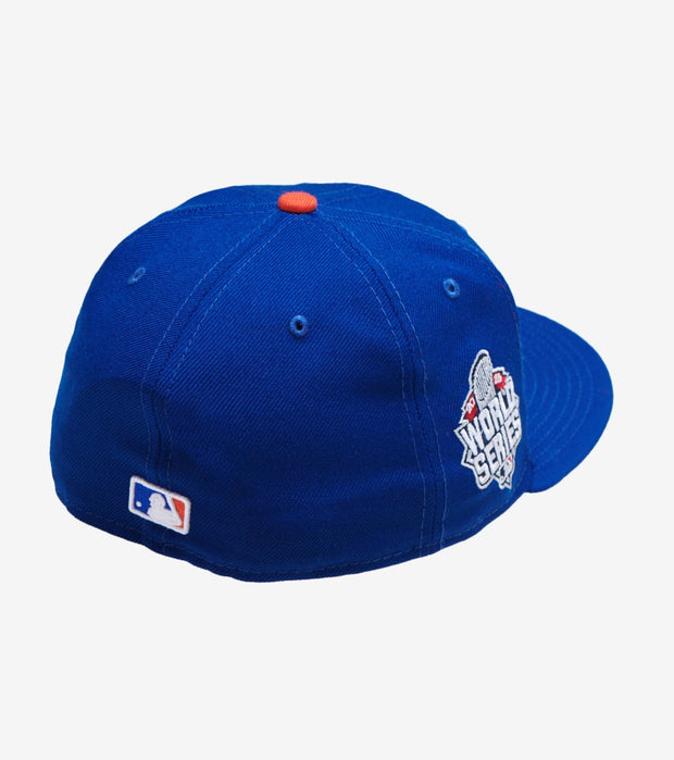New Era  2015 World Series New York Mets Cap  Black - 70328177-ERA | Jimmy Jazz