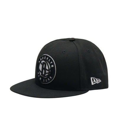 New Era  BROOKLYN NETS FITTED  Black - 70343946 | Jimmy Jazz